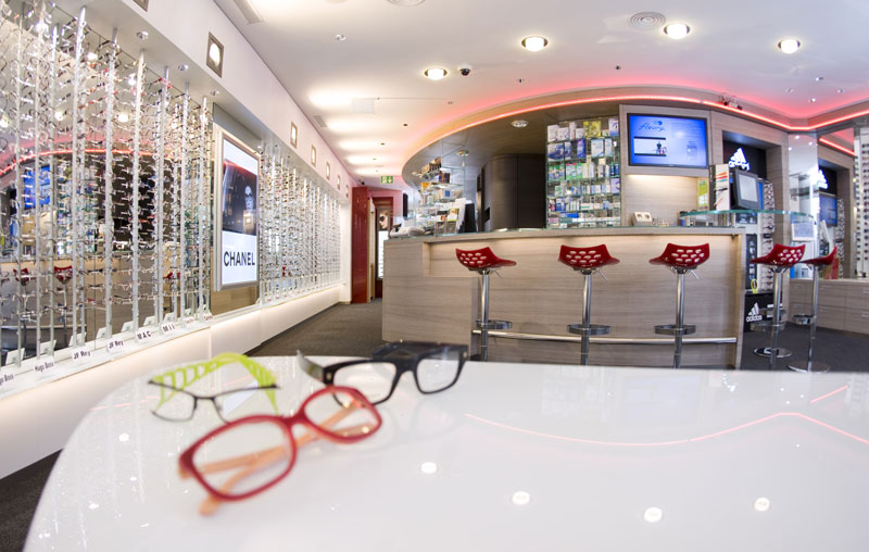 Magasin-opticien
